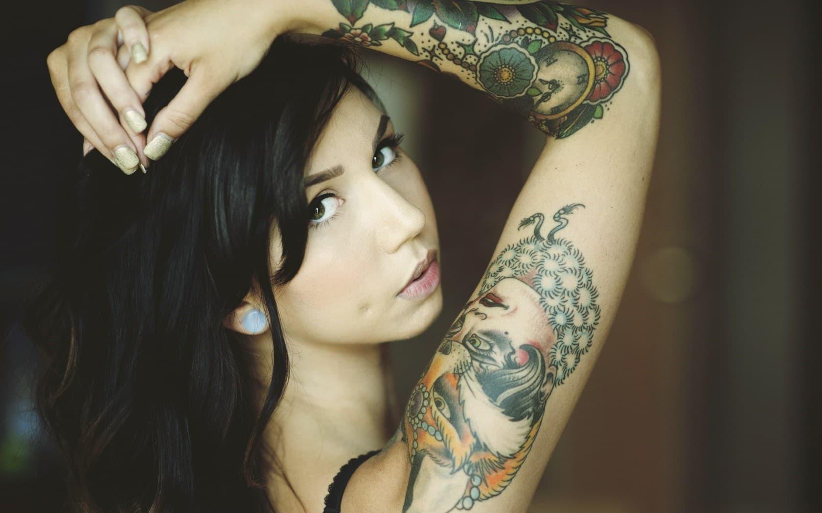 Татуировка - угроза здоровью