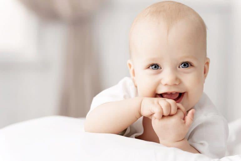 Как ухаживать за кожей ребенка ?