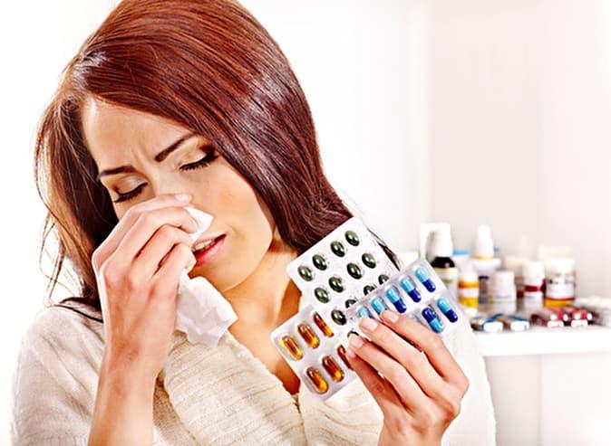 Как побороть сезонную аллергию
