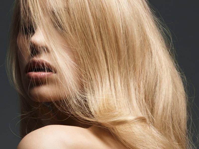 Как осветлить волосы ?