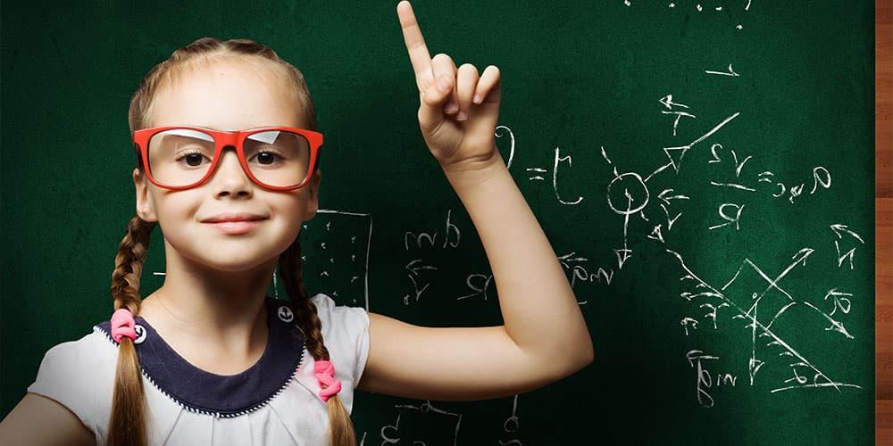 Как воспитать из ребенка - гения ?