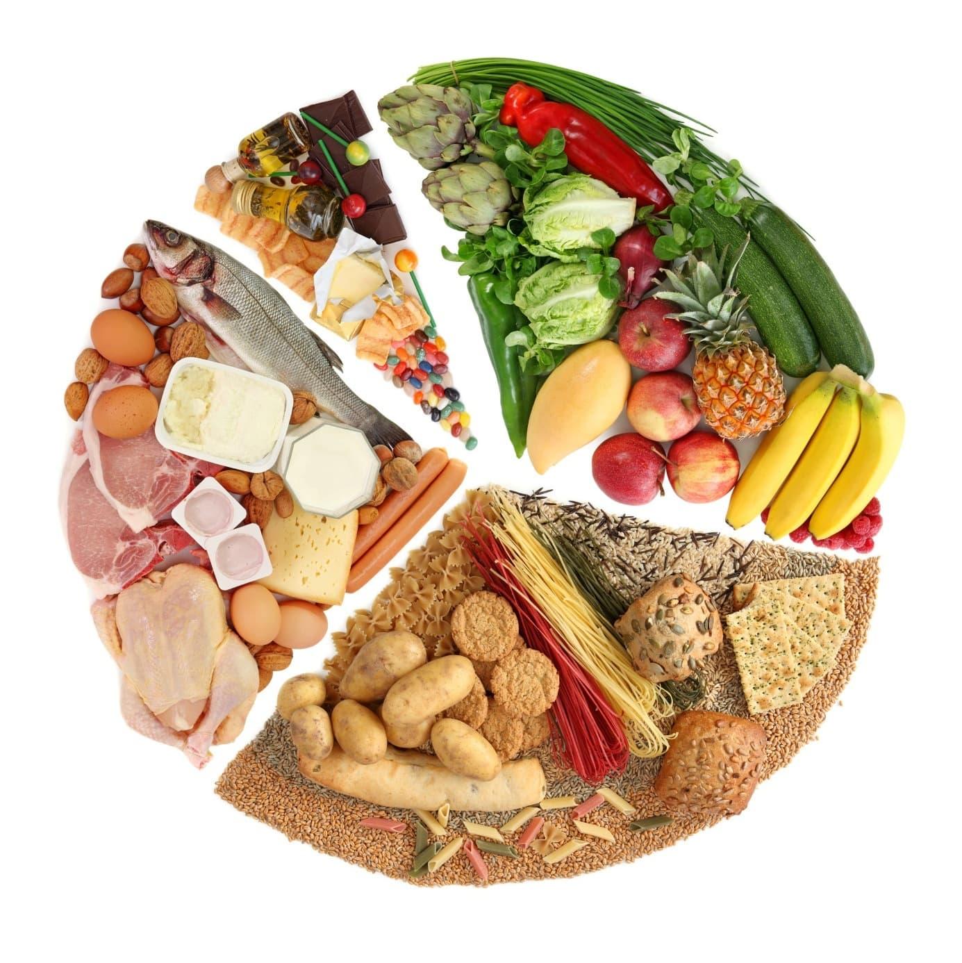 Питание человека и болезни